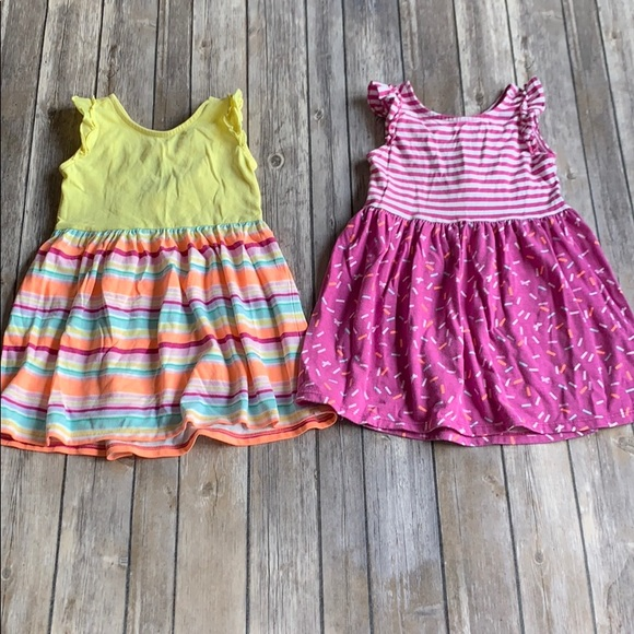 Gymboree Other - 2 Gymboree Toddler Girl Dresses size 2T